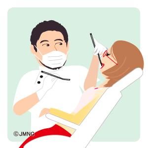 歯石の除去